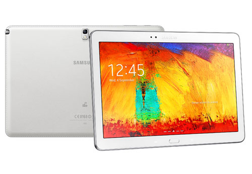 Samsung Galaxy Note 10.1 2014 Edition fronte