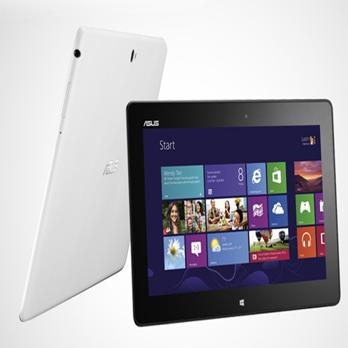 Asus Vivo Tab Smart lato