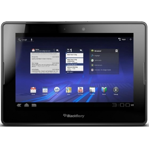 Blackberry Playbook fronte