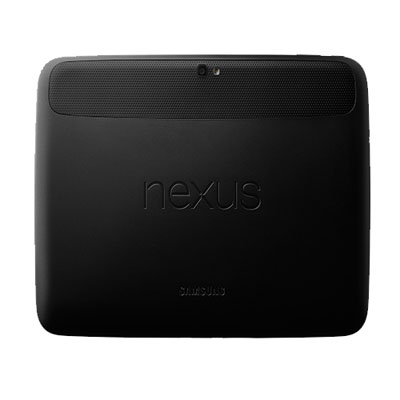 Google Nexus 10 retro