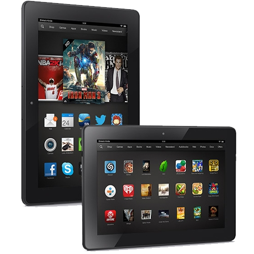 Kindle Fire HDX 8.9 recensione