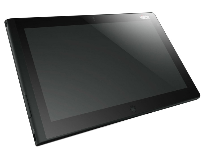 lenovo thinkpad tablet 2 fronte