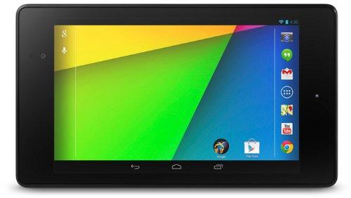 Google Nexus 7 fronte orizzontale