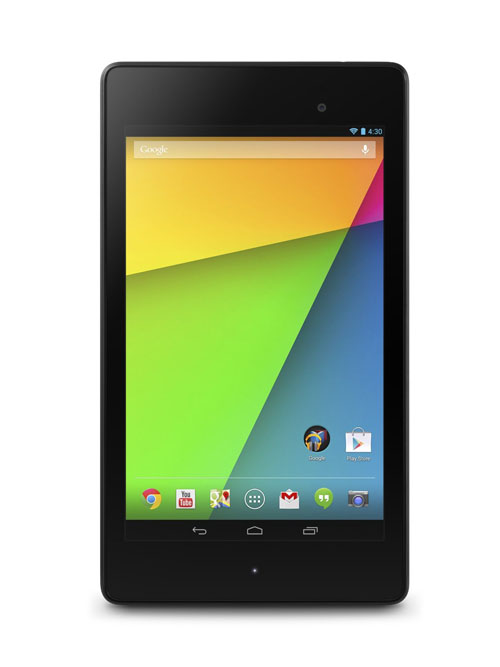 Google Nexus 7 fronte