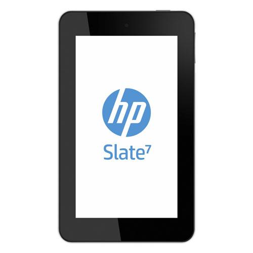 HP Slate 7 fronte