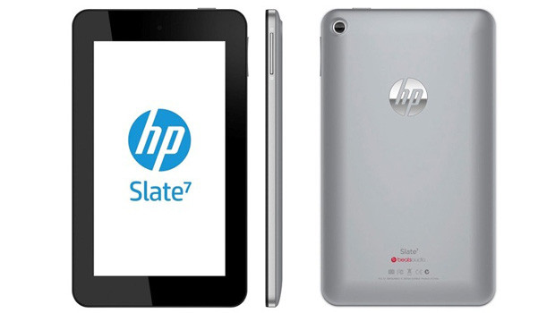 HP Slate 7 recensione