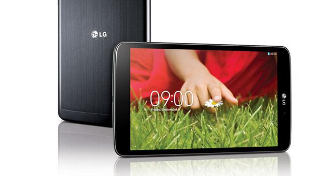 LG G Pad 8.3 Recensione