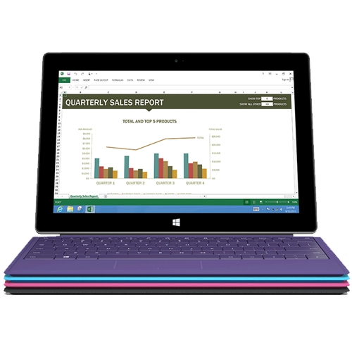 Microsoft Surface Pro 2 Type Cover 2