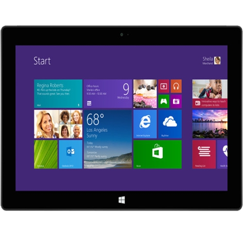 Microsoft Surface Pro 2 fronte