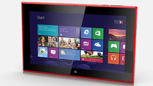Nokia Lumia 2520 Recensione