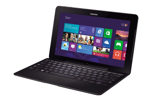 Samsung ATIV Tab 7 display