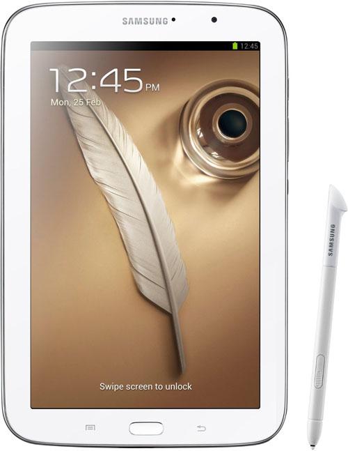 Samsung Galaxy Note 8 fronte