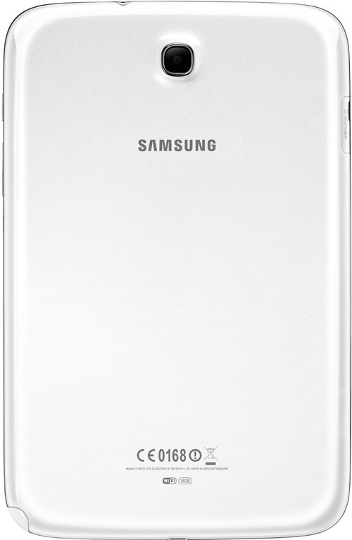 Samsung Galaxy Note 8 retro