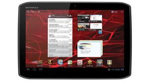Motorola Xoom tablet recensione