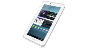Samsung Galaxy Tab 2 7.0 recensione