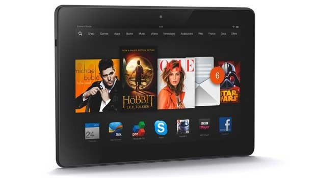Kindle Fire HDX 7 recensione