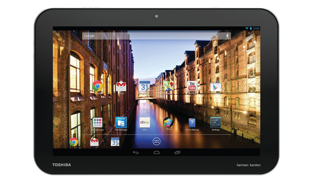 Toshiba Excite 10 Pro recensione