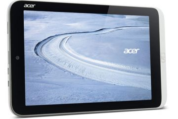 Acer Iconia W3