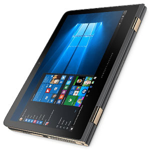 HP Spectre x360 tablet pc convertibile