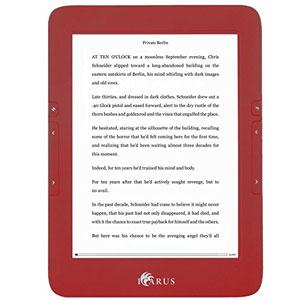 ICARUS E-INK e-reader