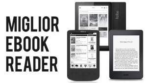 Miglior eBook Reader eReader