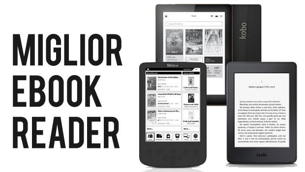 Miglior eBook Reader eReader