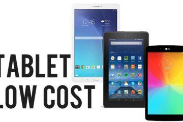 Tablet Low Cost: I 10 Migliori Modelli Più Acquistati in Assoluto
