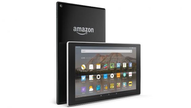 amazon fire hd 8 recensione